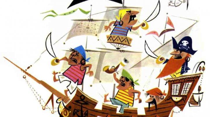 Bonnie SOS - Ein Piratenhörspiel